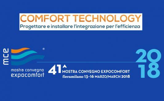 MCE Comfort Technology Roadshow, a settembre il terzo appuntamento