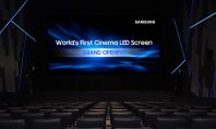 Samsung porta al debutto il primo Cinema LED Display