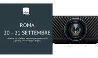 Con Adeo Group a Roma il meglio della produzione Benq