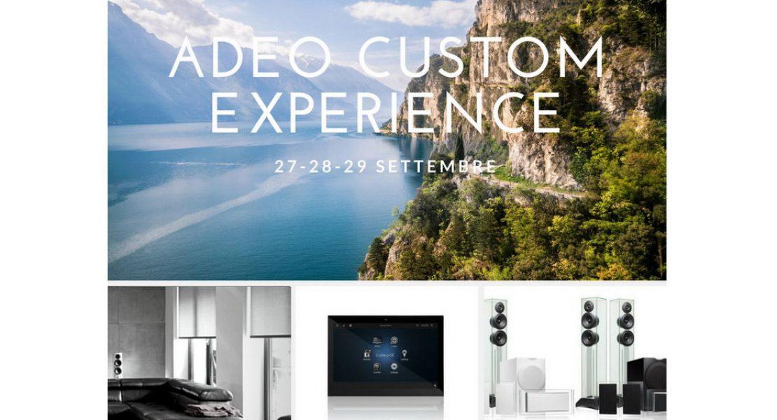 Adeo Custom Experience, il Trentino si apre ai professionisti