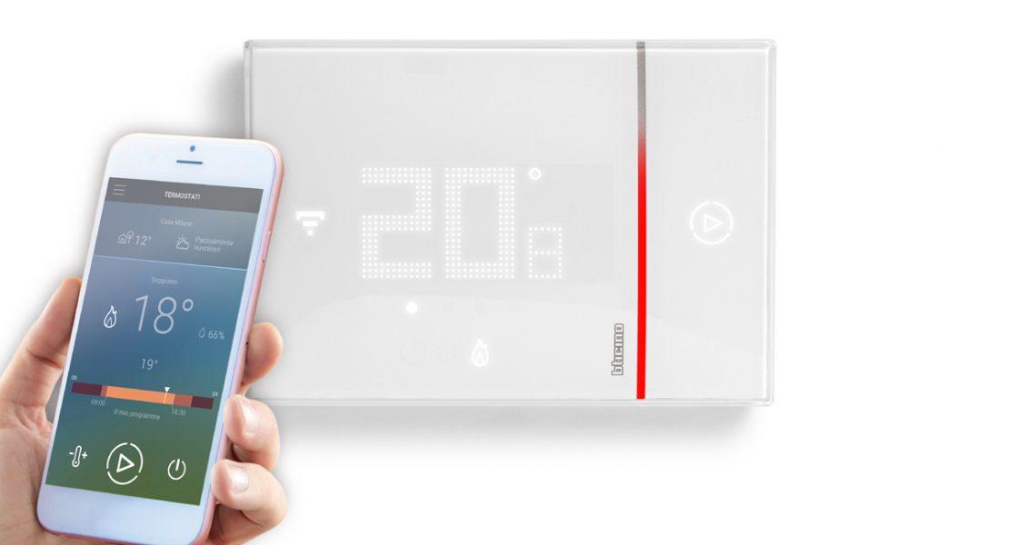 On air la nuova campagna BTicino per il suo termostato Smarther