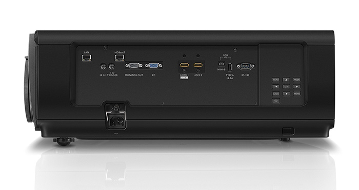 BenQ LK970 laser