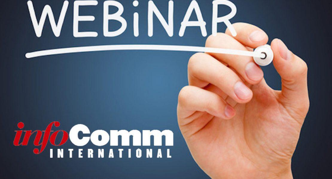 "Webinar InfoComm 27/09: ""Digital Out of Home Advertising: mercato e tecnologie"""