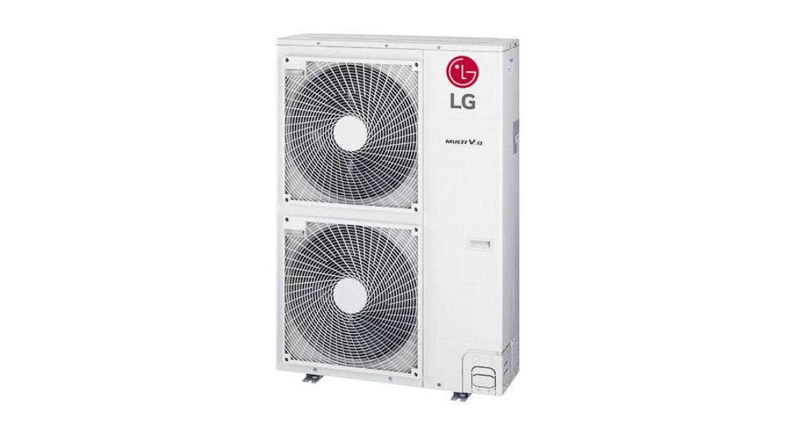 """LG presenta il primo """"mini"""" VRF con recupero di calore della Serie Multi V S"""