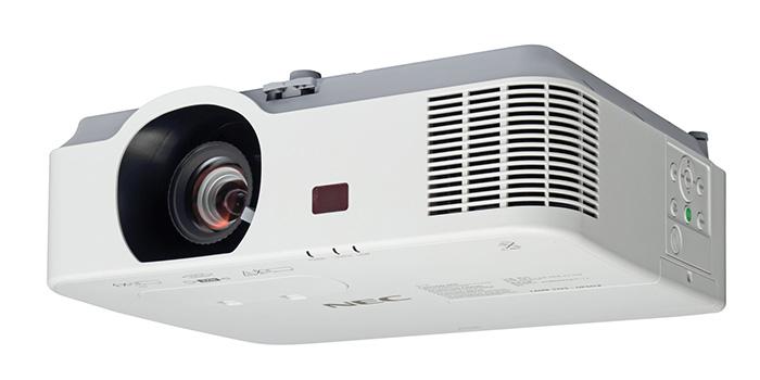 videoproiettori NEC Serie P