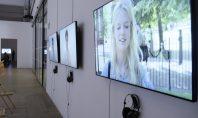 Panasonic valorizza le opere di Marina Abramovic a Stoccolma