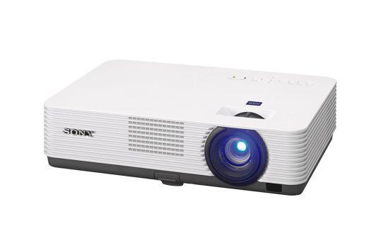 Videoproiettori Sony, i quattro modelli della D-Series puntano in alto