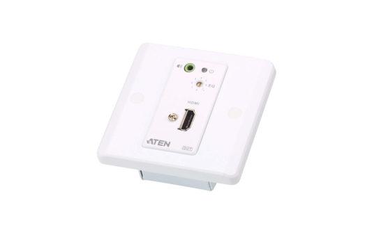 Aten VE807, l'extender ti aiuta a nascondere cavi e apparecchi