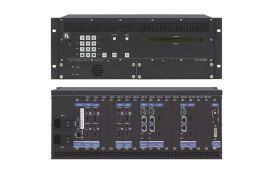 Kramer VS-1616DN, è facile commutare qualsiasi segnale