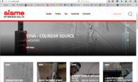 Sisme, online il nuovo sito completamente riprogettato