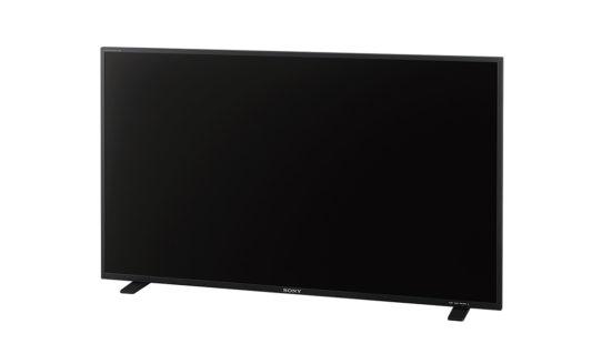Il nuovo firmware per i monitor Sony migliora la produzione 4K e HDR