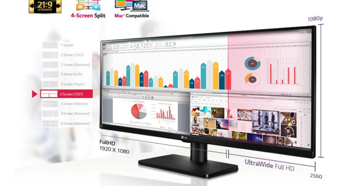 LG 29UB67: il monitor per l'ufficio o per la casa, a voi la scelta