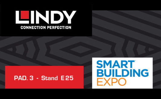 Lindy a Smart Building Expo con il catalogo e le ultime novità