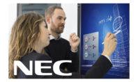 NEC: presentata ufficialmente InfinityBoard, la soluzione per i meeting personalizzati