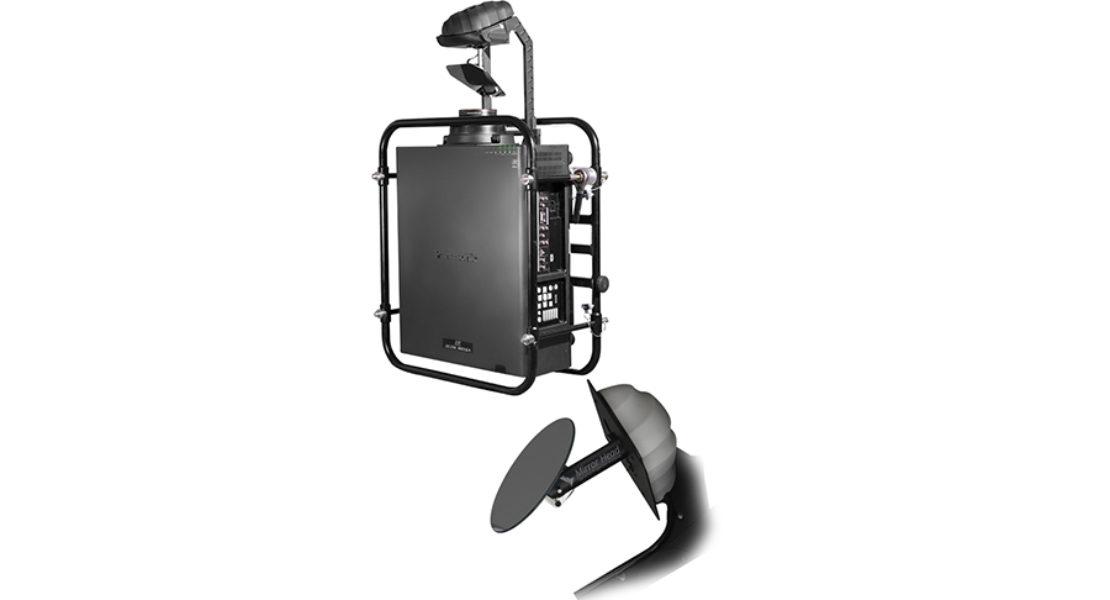Proiezioni futuristiche e su qualsiasi superficie: nasce il Panasonic Mirror Head