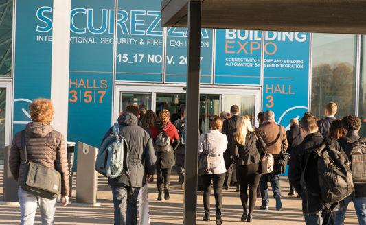 Sicurezza 2017 e Smart Building Expo, una prima da oltre 25 mila presenze