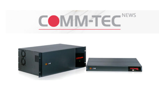 TVOne CORIOmatrix e CORIOmatrix Mini: col restyling ancora più performanti