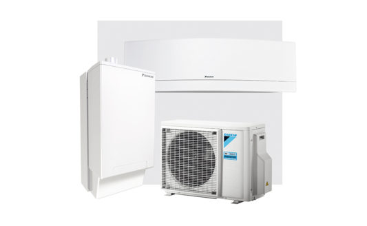 Daikin HPU Hybrid+Multi: unico, integrato ed ecologico, anche per l'ACS