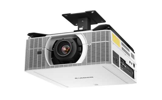 Canon presenta i nuovi proiettori XEED a ottica intercambiabile
