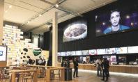 All'UCI Cinemas Orio Center LG porta la migliore tecnologia videowall