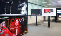 Showroom NEC Display Solutions a Milano: tecnologia da vivere