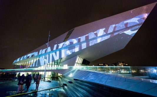 "Panasonic sponsor del ""World Masters of Projection Mapping"" a ISE"