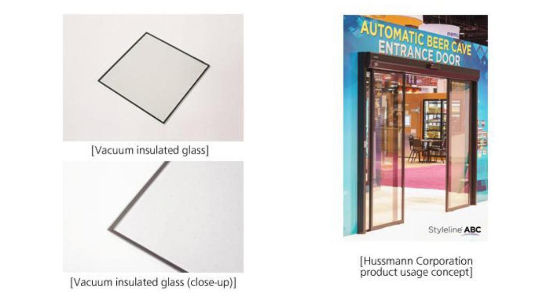Dall'esperienza dei plasma Panasonic crea un vetro super sottile ed isolante