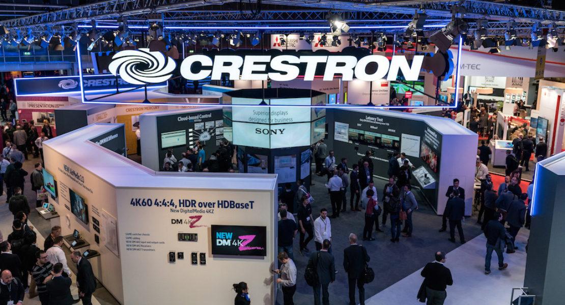 Sony Professional e Crestron: a ISE 2018 un valido supporto reciproco