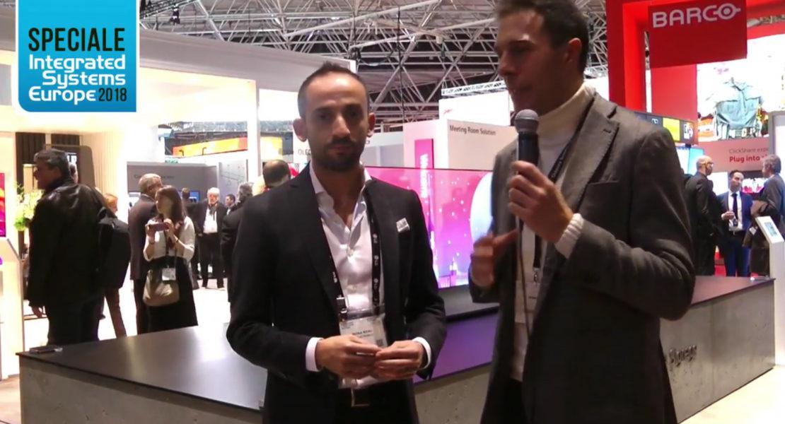 LG a ISE2018, il nuovo OLED trasparente