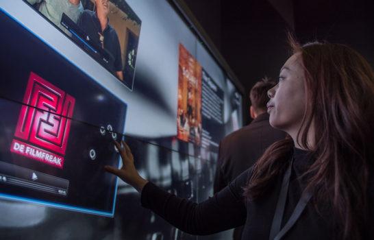 Con gli SF2H Panasonic amplia la famiglia visual compatibile con il LinkRay