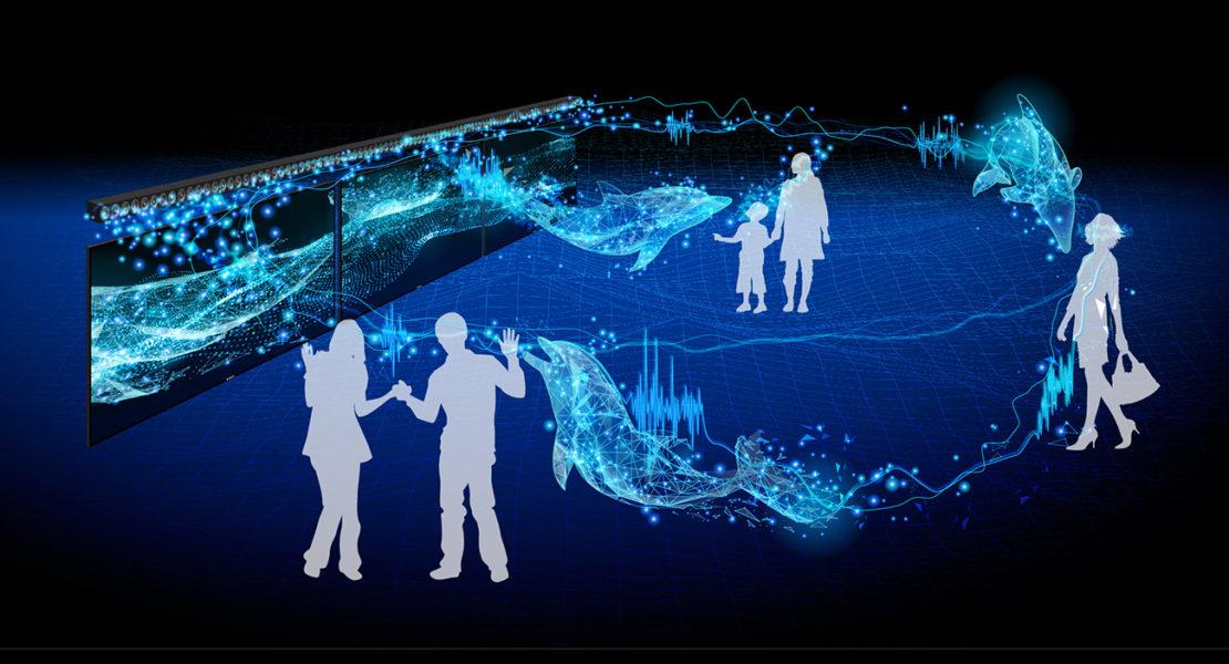 Sony Sonic Surf VR, l'emozionante audio che si muove e ci gira intorno