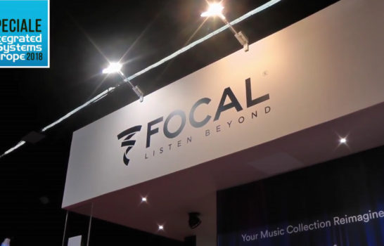 Kanta No 2 by Focal a ISE 2018