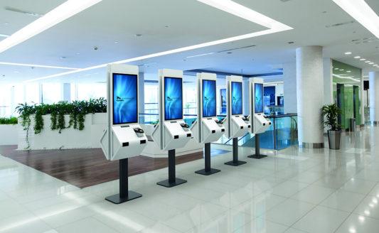 Verso il retail 3.0 con i chioschi Pyramid Computer a tecnologia Panasonic