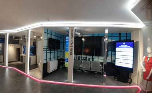 Aperto a Roma il nuovo showroom LG della divisione Air Conditioning
