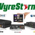 Wyrestorm sceglie Satnet per la distribuzione in Italia dei prodotti AV Pro