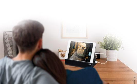 A casa o in ufficio, con Stardesk BTicino tutto è ricaricabile