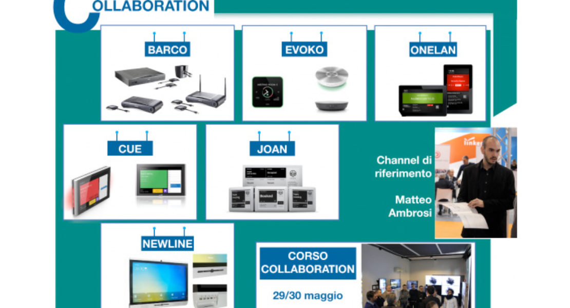 Collaboration, con Comm-Tec un portfolio di brand all'avanguardia