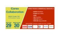 Collaboration, il 29 e 30 maggio il corso presso Comm-Tec Italia