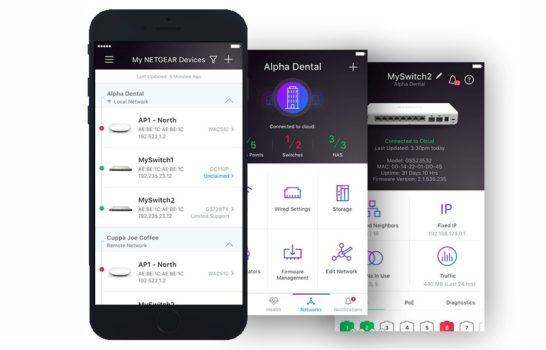 Netgear Insight porta la rete aziendale dentro lo smartphone
