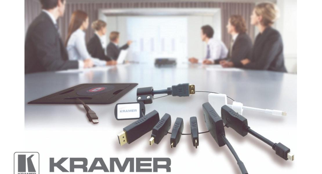 Kramer AD-Ring, un adattatore, tanti dispositivi video accontentati