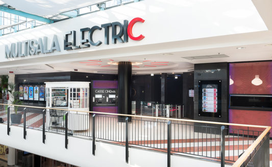 Il Cinema Multisala Electric di Gavirate porta la firma di arcHITects