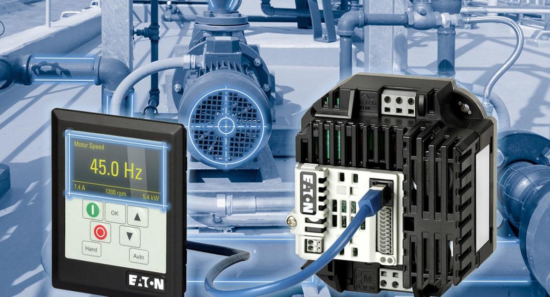 Controllo della frequenza anche negli spazi più ristretti con il DB1 di Eaton