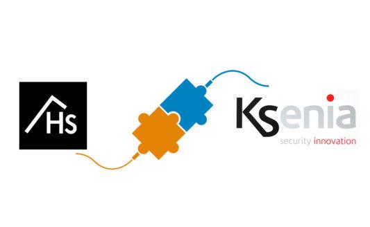 HSYCO integra anche le centrali Serie Lares di Ksenia Security