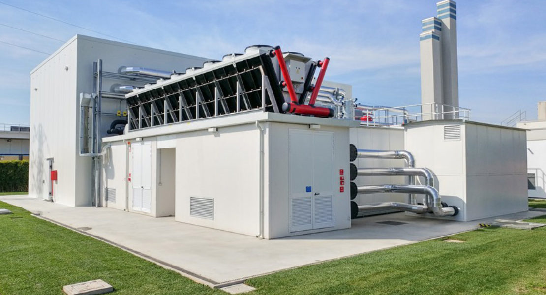 Adiabatic Freecooling Chiller Lab di Vertiv: il Thermal Management si testa sul campo
