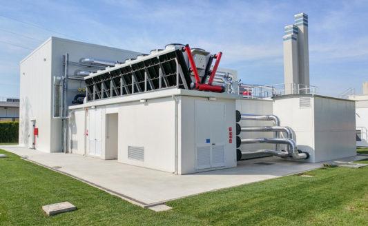 Adiabatic Freecooling Chiller Lab di Vertiv: il Thermal Management si testa sul campo