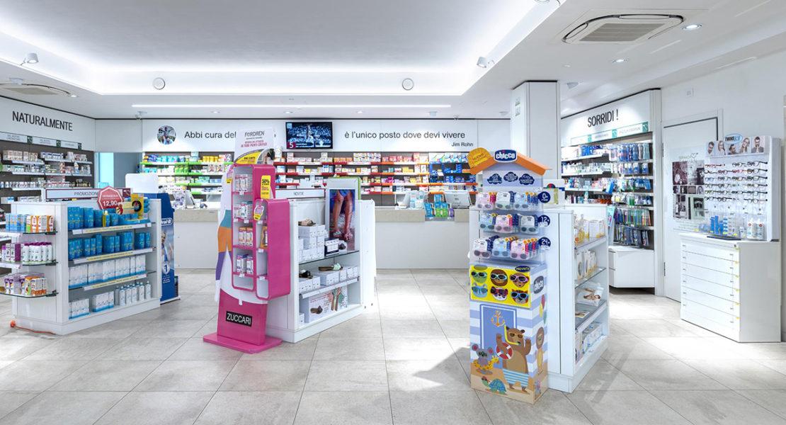 A Vicenza la storica farmacia Galvan rinasce con la tecnologia Vimar