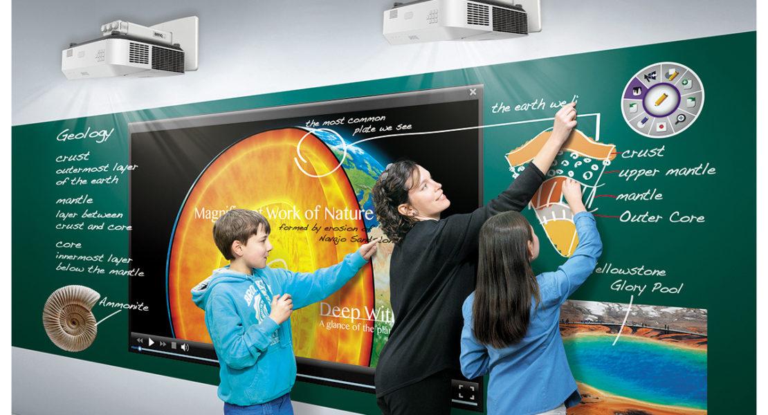BenQ introduce 5 nuovi videoproiettori laser per tutti gli usi
