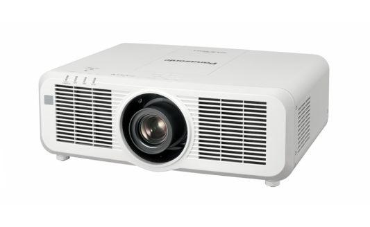 Più potenza in sala con i videoproiettori Panasonic Serie MZ770