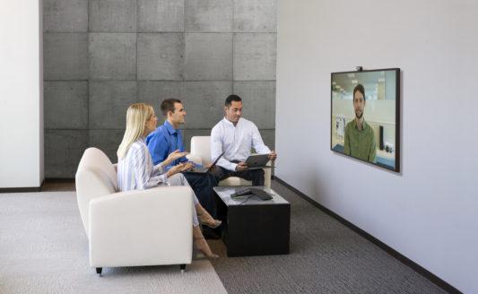 Cambia la fruibilità nella meeting room con le innovazioni Polycom