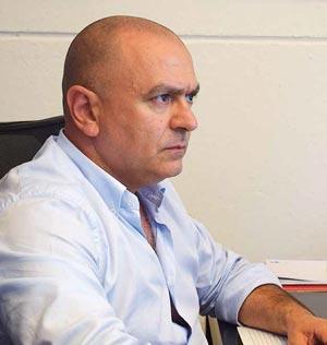 Raffaele Massoni, amministratore unico di Tecno Service